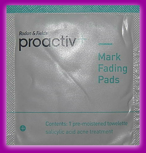 proactive face pads