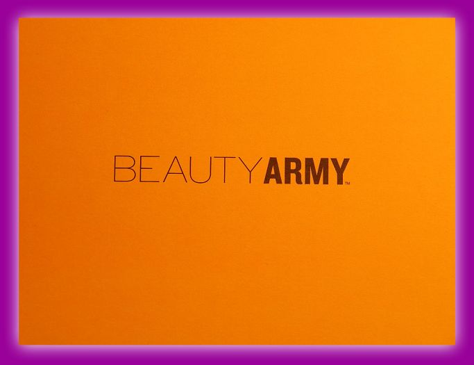 March 2014 Beauty Army Card