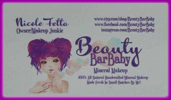 Beautybarbaby card
