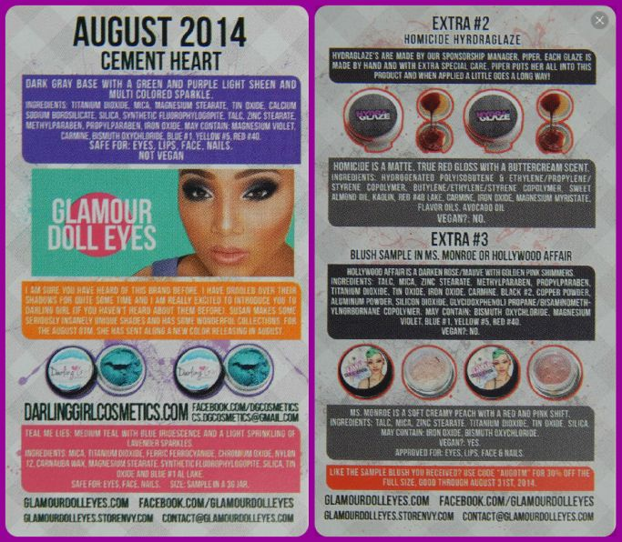 Aug 2014 GDE OTM Card