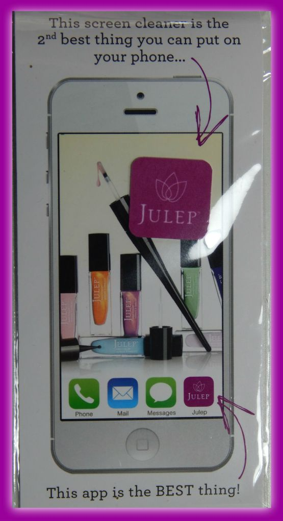 Julep phone Screen cleaner
