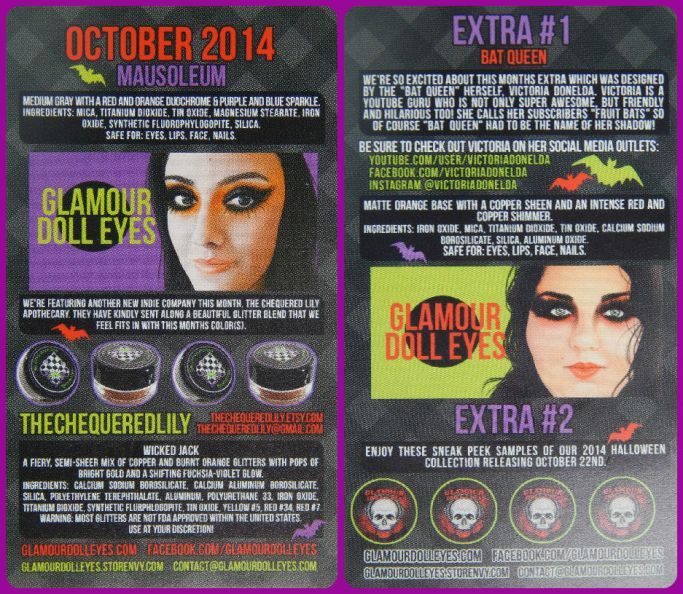 GDE Oct 2014 OTM Card
