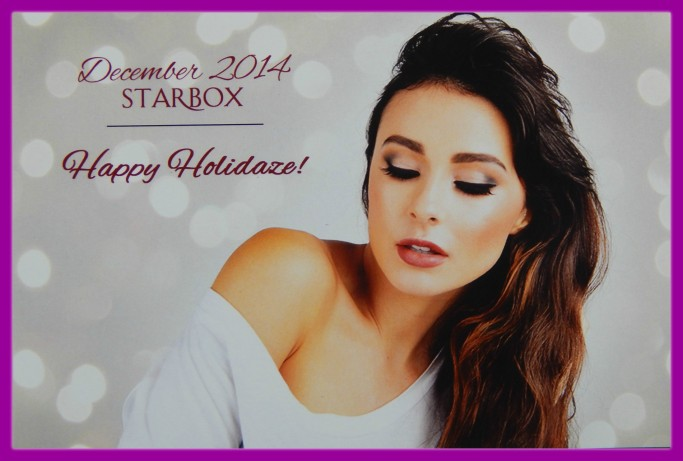 Dec 2014 Starlooks Card