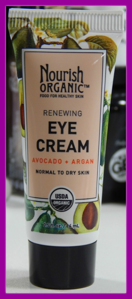 nourish organics eye cream